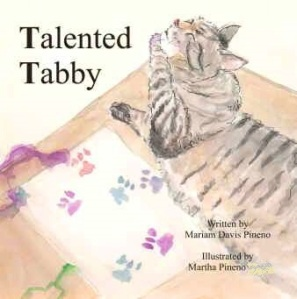 Talented Tabby Cover